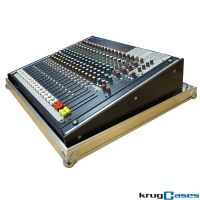 Flightcase Soundcraft FX 16 II 3